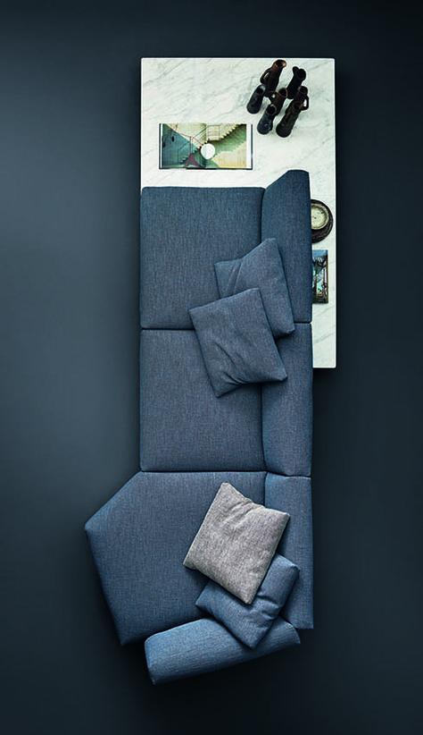 Avio Sofa System by Pierro Lissoni for Knoll International
