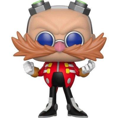 Sonic The Hedgehog Funko Pop Vinyl Figure Dr Eggman Affiliate Funko Affiliate Pop Sonic Vinyl Figures Sonic The Hedgehog Eggman
