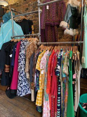 London S Best Vintage Shops A Little Bird In 2020 Vintage Shops Retro Sportswear Shopping