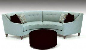 Small Round Sectional Sofa Ideas On