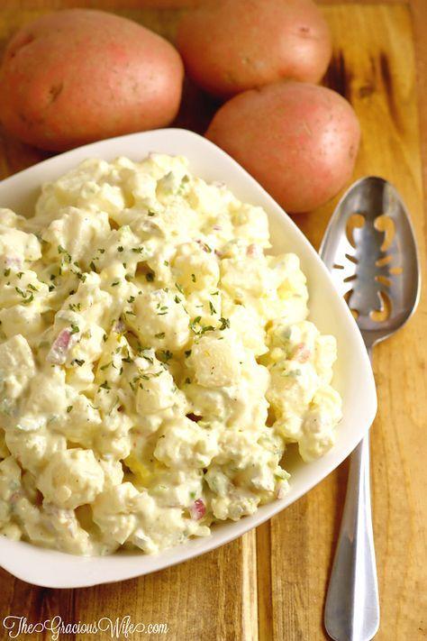 Best Southern Potato Salad
