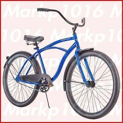 Buy Huffy 26 Cranbrook Mens Beach Cruiser Comfort In 2020 Beach Cruiser Comfort Bike Men Beach