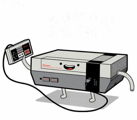 Happy NES