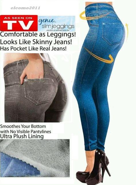 uk 8-12 shapewear jeggings ladies girls NEW Genie slim jeggings size Small