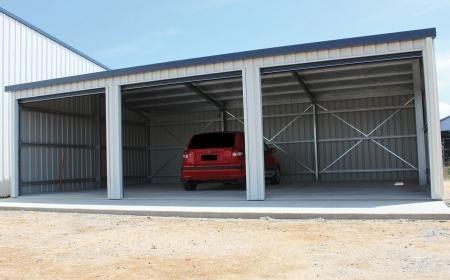 Triple Garage Metal Buildings Metal Building Homes Metal