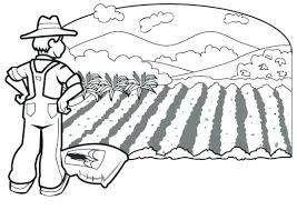 Resultado De Imagen Para Cosecha Y Siembra Para Dibujar Coloring Pages Farm Coloring Pages Firefighter Clipart