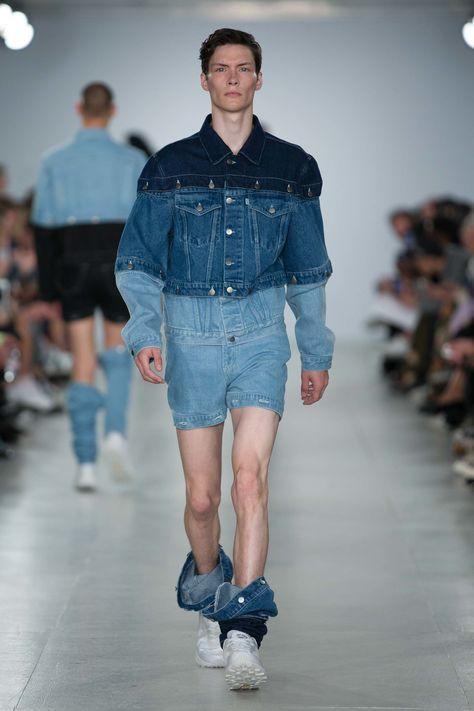 Christopher Shannon Spring 2017 Menswear Fashion Show