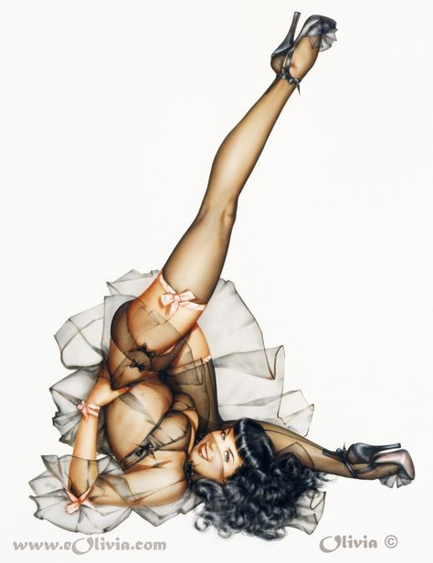 Pin up by Olivia de Berardinis. I met Olivia at comic con and she was a wonderful lady. She had a sweet disposition and was thrilled that I loved her art so much. I love when I meet artists and they are down to earth.
