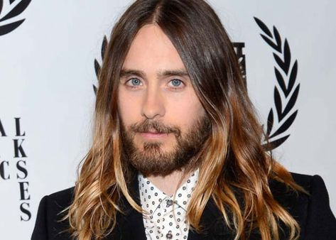 30 Seconds to Mars' Jared Leto...
