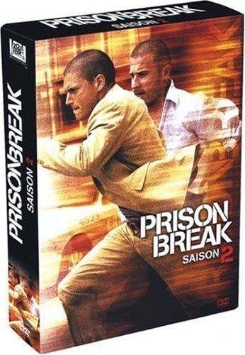 Prison break, saison 2 - Coffret 6 DVD - DVD