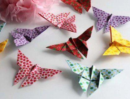 Babochka Iz Bumagi Svoimi Rukami Poshagovye Instrukcii Shemy 800 Foto Idei Dlya Podelok Rozhdestvenskie Ukrasheniya Svoimi Rukami Origami