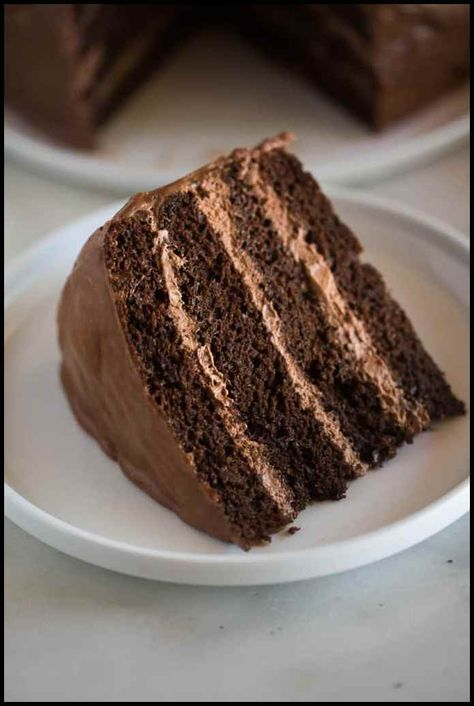 Layer Cake Filling Ideas Easy Chocolate Mousse Cake Filling Recipes