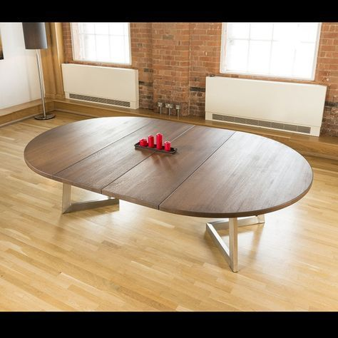 15 Astonishing Oval Dining Tables For, Round Expanding Dining Table