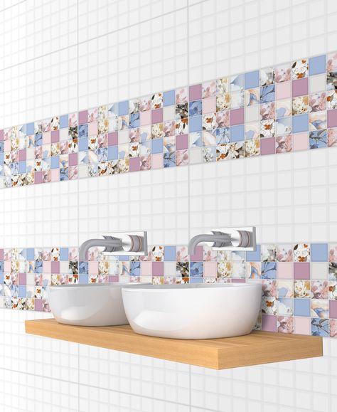 #Bathroom Tiles Designs - http://www.orientbell.com/bathroom-tiles.php