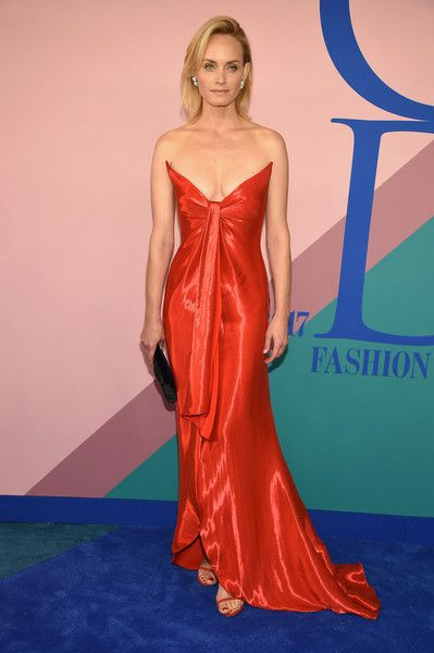 Amber Valletta - The Most Fabulous Looks at the CFDA Fashion Awards - Photos
