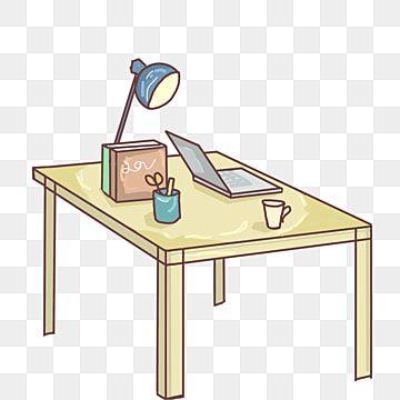 Mesa Amarilla Lampara De Mesa Azul Laptop Reservar Taza Titular De La Pluma Escritorio Ilustracion Dibujados A Mano Png Y Psd Para Descargar Gratis Pngtree In 2020 Home Decor Decor Furniture