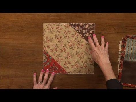 Fold and Sew Quilts | National Quilters Circle - YouTube
