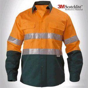 Baju Safety Proyek