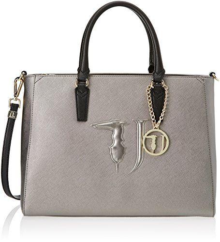 ac05a0f0b6 Calvin Klein Jeans Collegic Shopper - Borse a spalla Donna, Nero (Black),  15x31x49 cm (B x H T)   Borse nel 2019   Pinterest   Borse