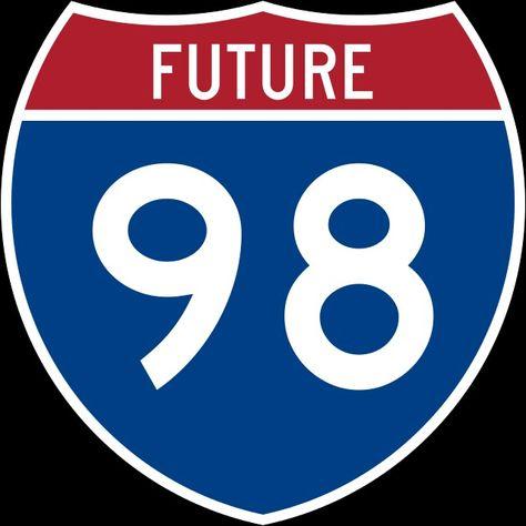 Interstate 79 Sticker Decal R927 Highway Sign