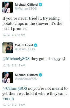 Calum Hood Inspiring Tweets