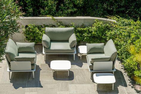 Salon de jardin design : les plus beaux modèles... | Inspiration ...