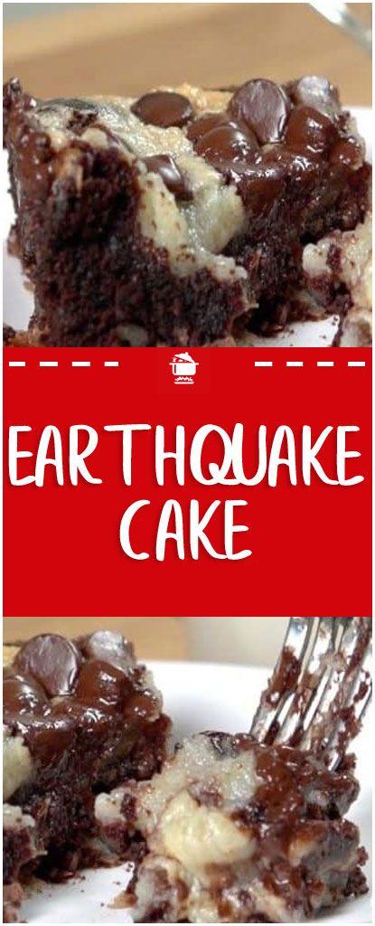 Earthquake Cake Home Family Recipes Chocolate Cake Mix Recipes