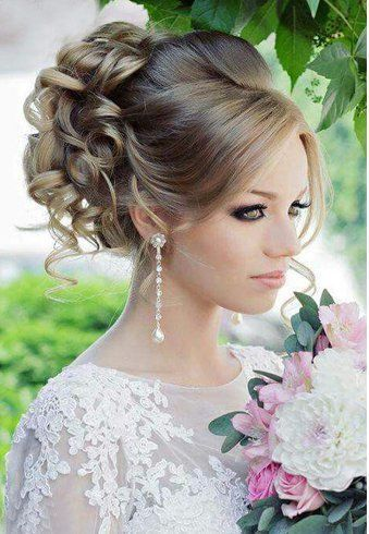 What A Beautiful Wedding Hairstyle Summer Wedding Hairstyles Wedding Hairstyles Updo Bridal Hair