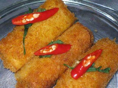 Resep Mudah Membuat Kue Risoles Isi Kentang Dan Wortel Resep Kue Makanan