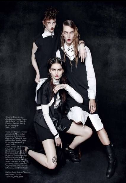 61 Ideas fashion editorial dark avant garde for 2019