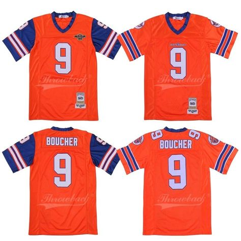 76a68cf8173 Jersey Men's The Waterboy Football Jersey Stitched Movie #9 Bobby Boucher  Jersey