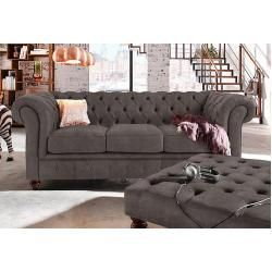 Premium Collection By Home Affaire 3 Sitzer Chesterfield Home Affaire In 2020 Couch Mobel Bauernhaus Mobel Mobel Restaurieren