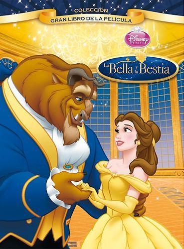 Pin En Bella Y La Bestia