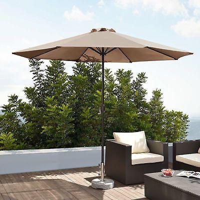 Ebay Vielfalt Casa Pro Sonnenschirm O300cm Alu Beige Kurbel Schirm Marktschirm Garten 3m Eur 33 99 Angebotsend Sonnenschirm Garten Marktschirm Sonnenschirm