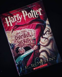 Book Review Harry Potter And The Chamber Of Secrets Harry Potter 2 By J K Rowling Chamber Of Secrets Rowling Potter