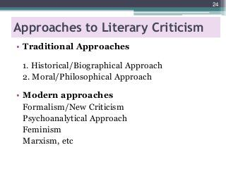 Unit 1 Introduction To Literary Theory Criticism Literary Theory Literary Criticism Read Theory