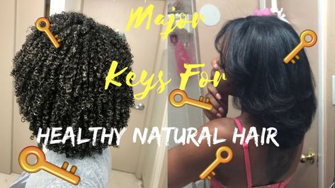 5 Major Hair Growth Keys