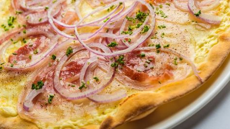 La Gourmandise pizza so gourmet in every way at First Mall @Mandy Dewey Seasons Hotel Cairo at The First Residence
