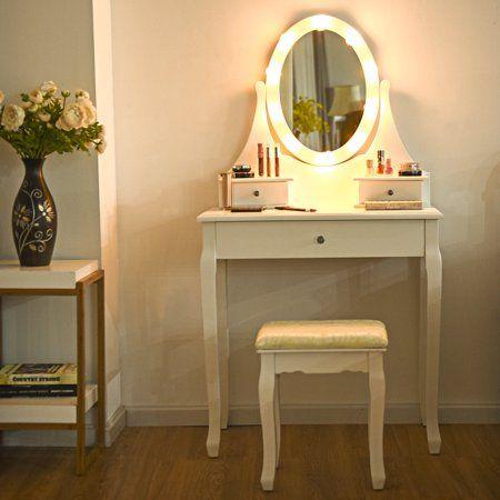 Home in 2019 | Makeup dressing table, Makeup table vanity ...