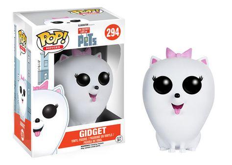 Pop Movies The Secret Life Of Pets Gidget Funko Pop Dolls