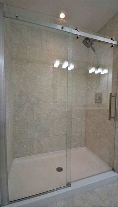 How To Build A Shower Pan On A Concrete Floor With Images