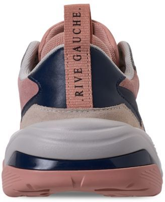 d67e6a28d Puma Women's Select Thunder Rive Gauche Casual Athletic Sneakers from  Finish Line - Blue 8.5