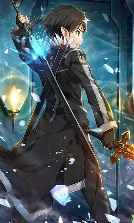 Animated Wallpaper Iphone Sword Art Online Wallpaper