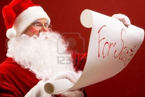 YES, SANTA READS ALL THE LISTS