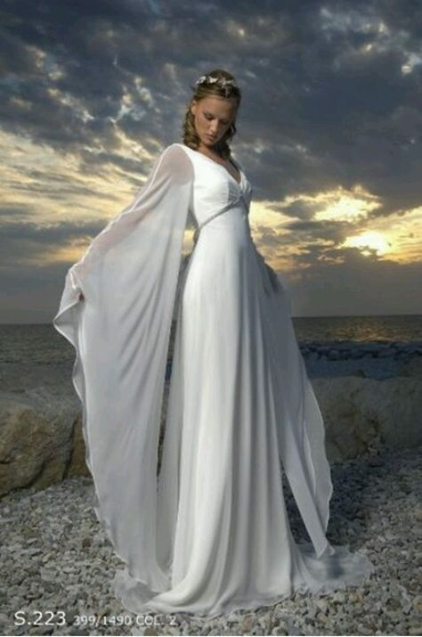 b23050bba54 New White ivory Beach Chiffon Wedding Dress Custom Plus Size 16-18-20-22-24- 26+