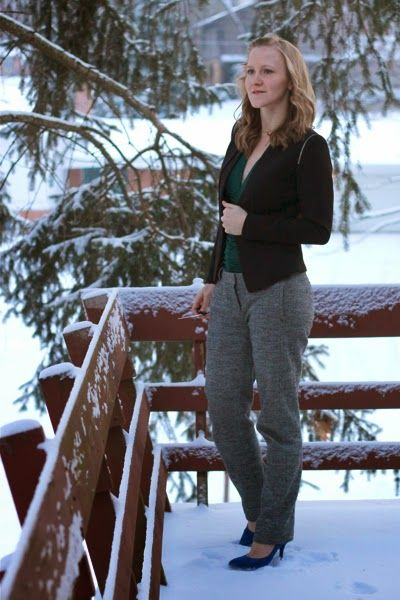 Work it: Workin' cold day pants