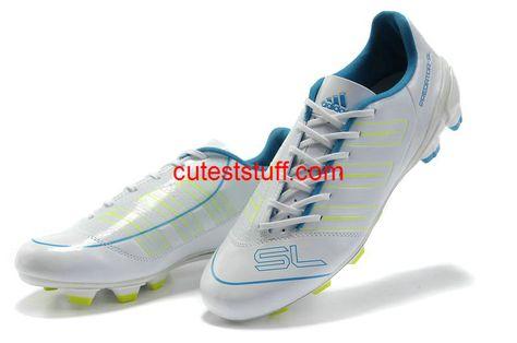 efc8ab228105 Adidas Adipower Predator SL TRX FG White Black Sharp Blue 45845 | Adidas