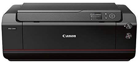 Amazon Com Canon Imageprograf Pro 1000 Professional Photographic Inkjet Printer 17 X 22 Inches Electronics Wireless Printer Inkjet Printer Printer