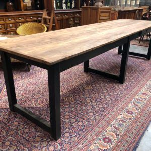 Tres Grande Table D Atelier Nord Factory Grande Table Table Mobilier