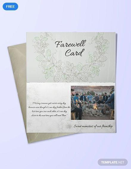 Free Farewell Invitation Card Template In 2020 Farewell Invitation Card Invitation Template Engagement Invitation Cards